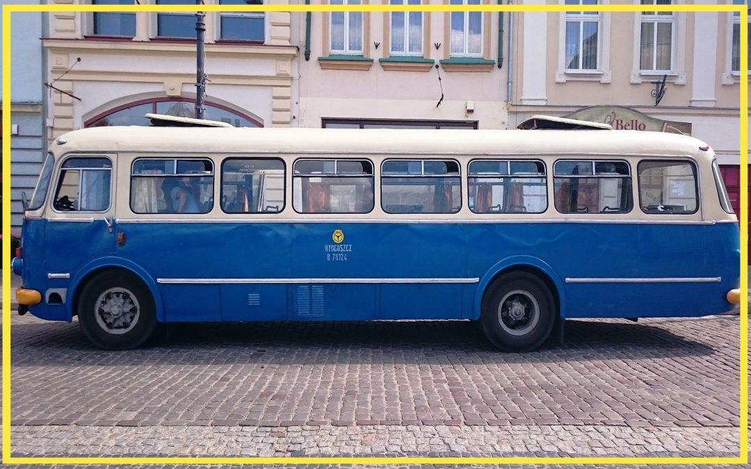 Autokar na wycieczkę