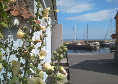Bornholm Svaneke port