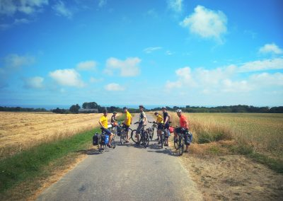 Bornholm i jego rowerowy raj