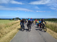 Obozy rowerowe dla młodzieży wybrzeże Bałtyku