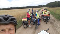 Wyprawy rowerowe dla młodzieży Suwalszczyzna