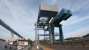 podróże rowerowe Rugia most