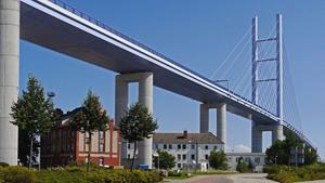 wyprawy rowerowe Rugia most