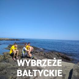 Obóz rowerowy dla dzieci i młodzieży Wybrzeże Bałtyckie