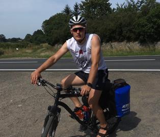 Soliński Jakub obóz rowerowy MLSPORT